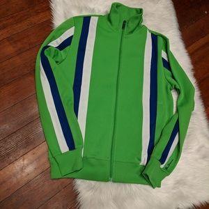 Ben Sherman Color Block Zip Up